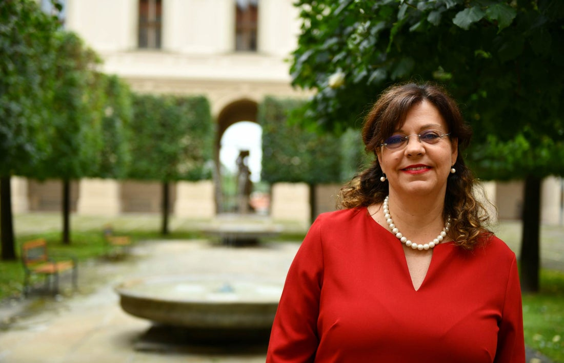 Michaela Marksová: It Is Very Difficult to Find A Political Agreement On Any Change