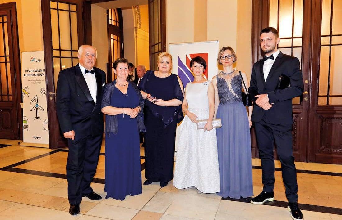 XVIII. česko-ruský podnikatelský ples Komory SNS