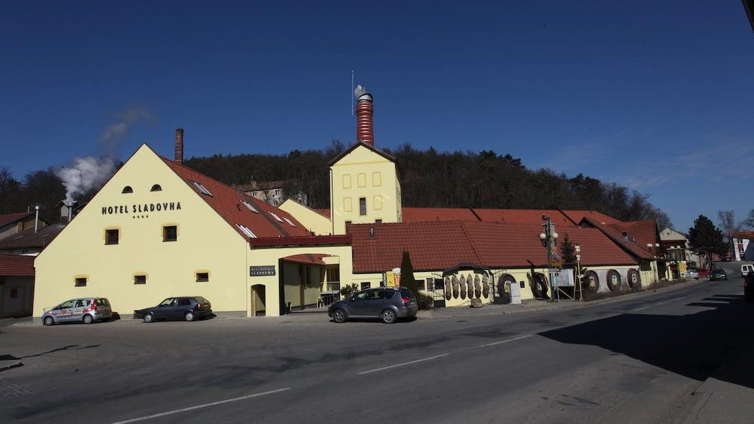 Pivní lázně ve Sladovně