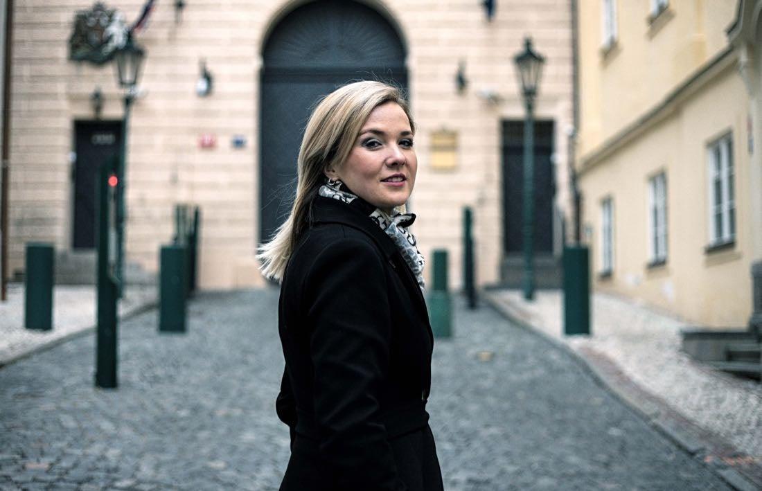 Monika Oborná: Menší grunt bych zvládla