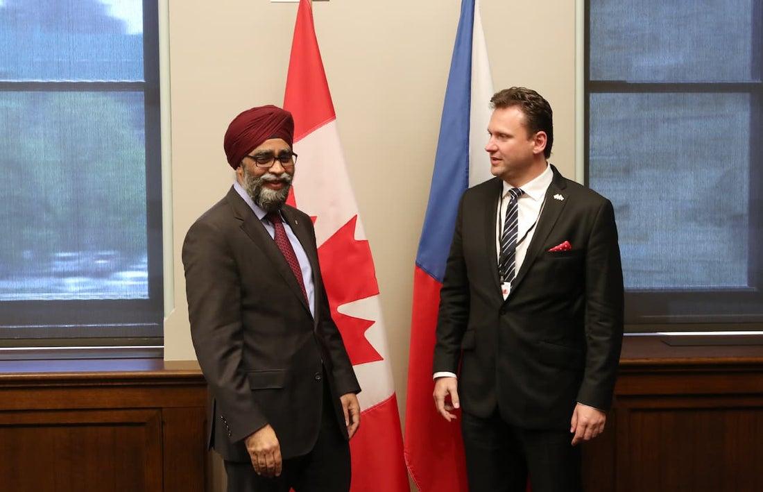 Předseda sněmovny v Kanadě