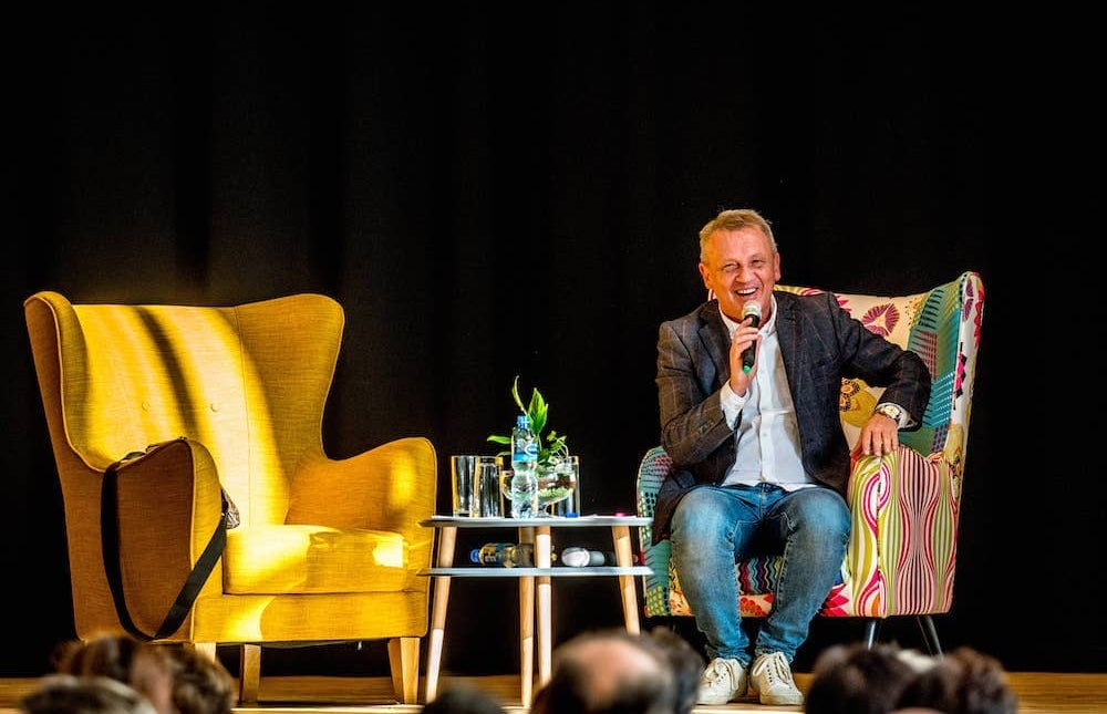Zbigniew Jan Czendlik: Nejsem klasický rebel, když tak rozkošný rebel.