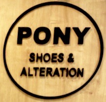 Pony Shoes and Alteration
