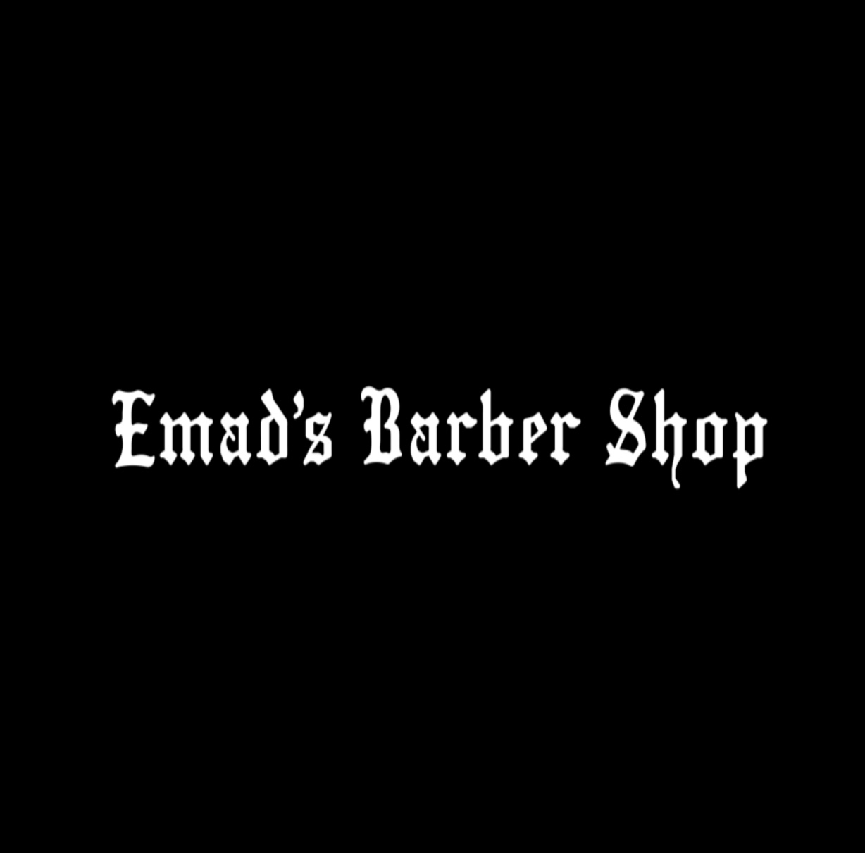 Emad's Barber Shop