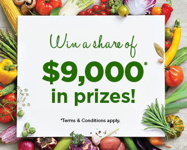 Win a Share of $9,000 in Prizes!