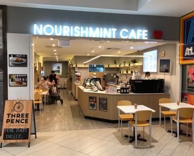 Nourishmint Café