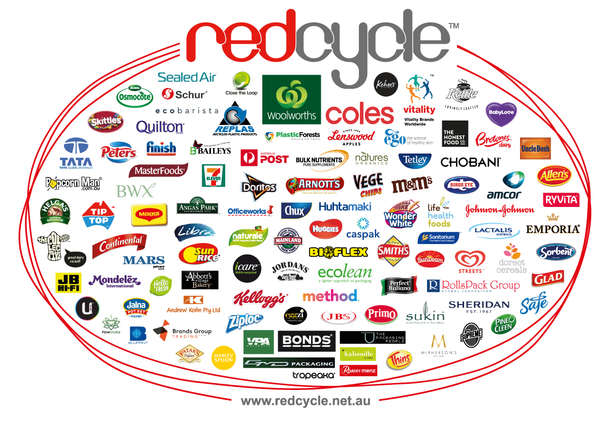 REDcycle at Woolworths!