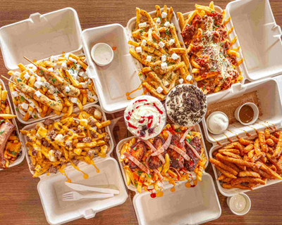 House of Loaded Fries