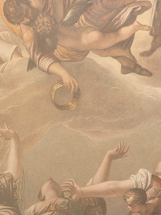 renaissance heavenly painting