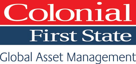 Logo for Colonial First State investment manager