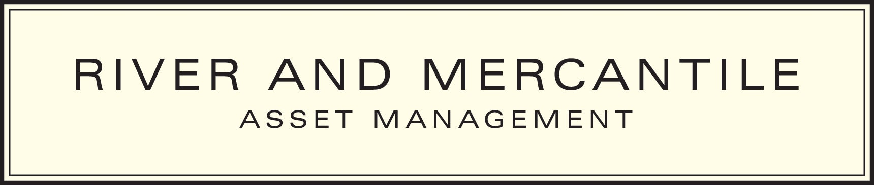 Logo of River & Mercantile investment manager