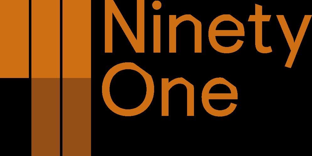 Ninety One (logo)