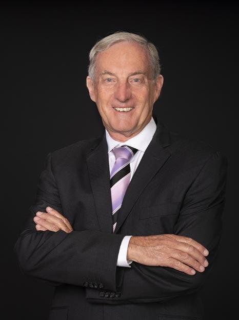 Profile photo Colin Kerr, legalsuper representative