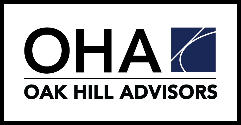Logo of Oak Hill Advisors investment manager