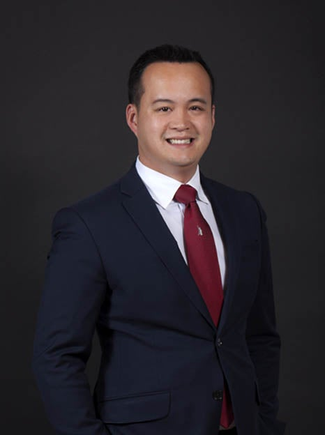 legalsuper Chief Investment Officer Norman Zhang