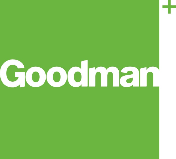 Logo for Goodman investment manager