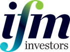 Logo for IFM Investors investment manager