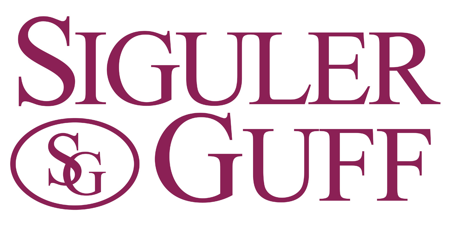 Logo of Siguler & Guff investment manager
