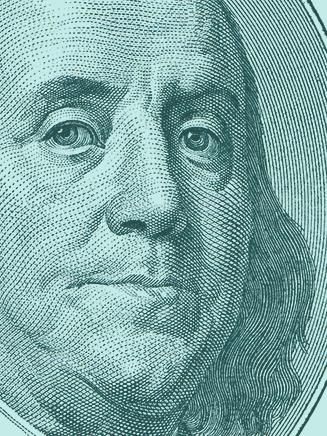 Benjamin Franklin Judging