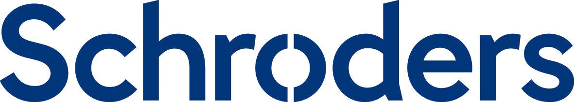 Logo of Schroders investment manager