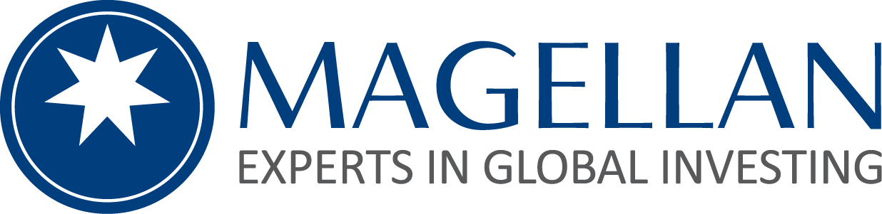 Logo for Magellan investment manager