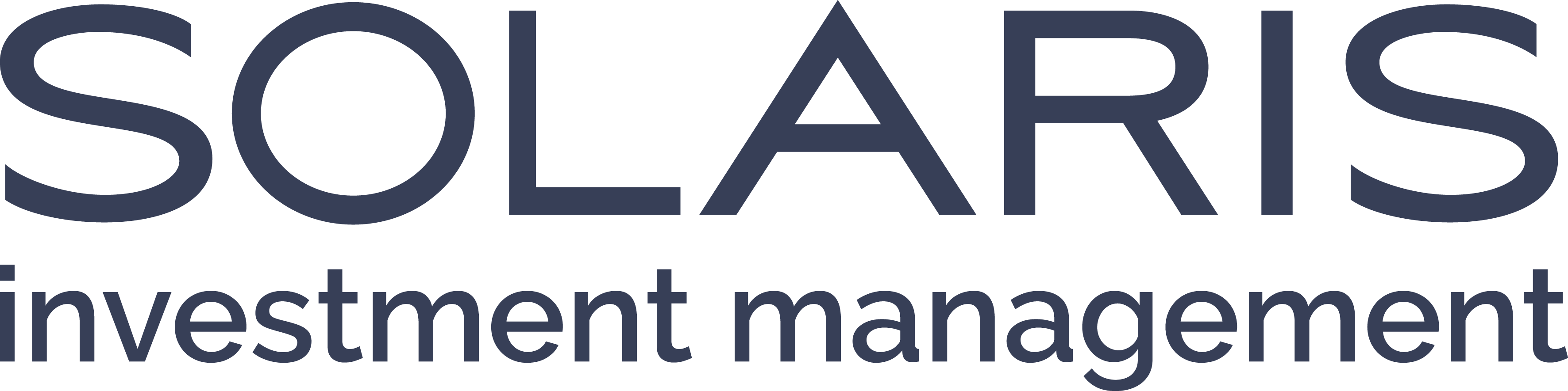Logo of Solaris investment manager