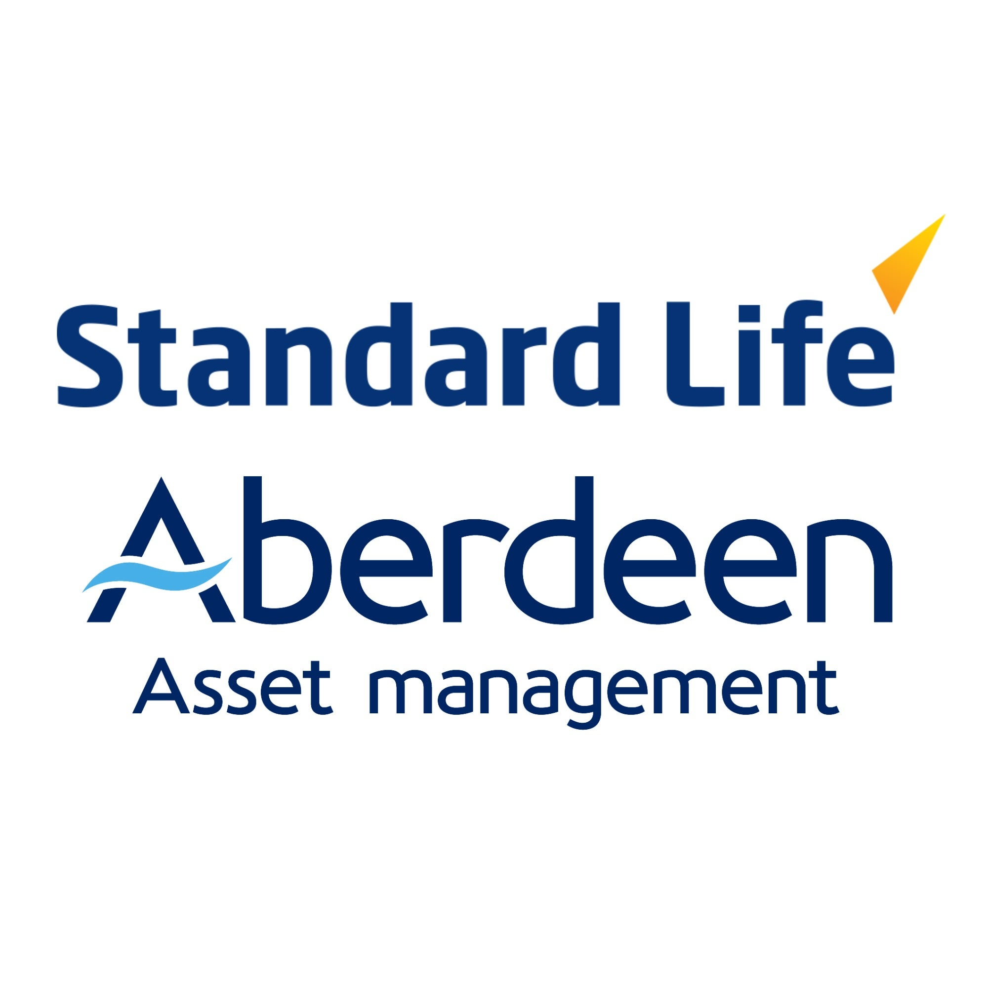 Logo for Aberdeen investment manager