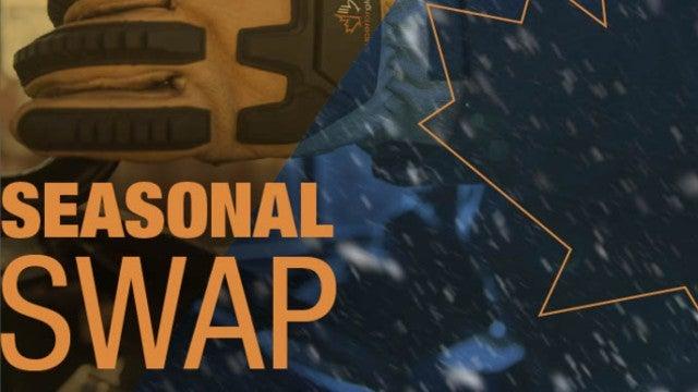 Superior Glove - Seasonal Swap