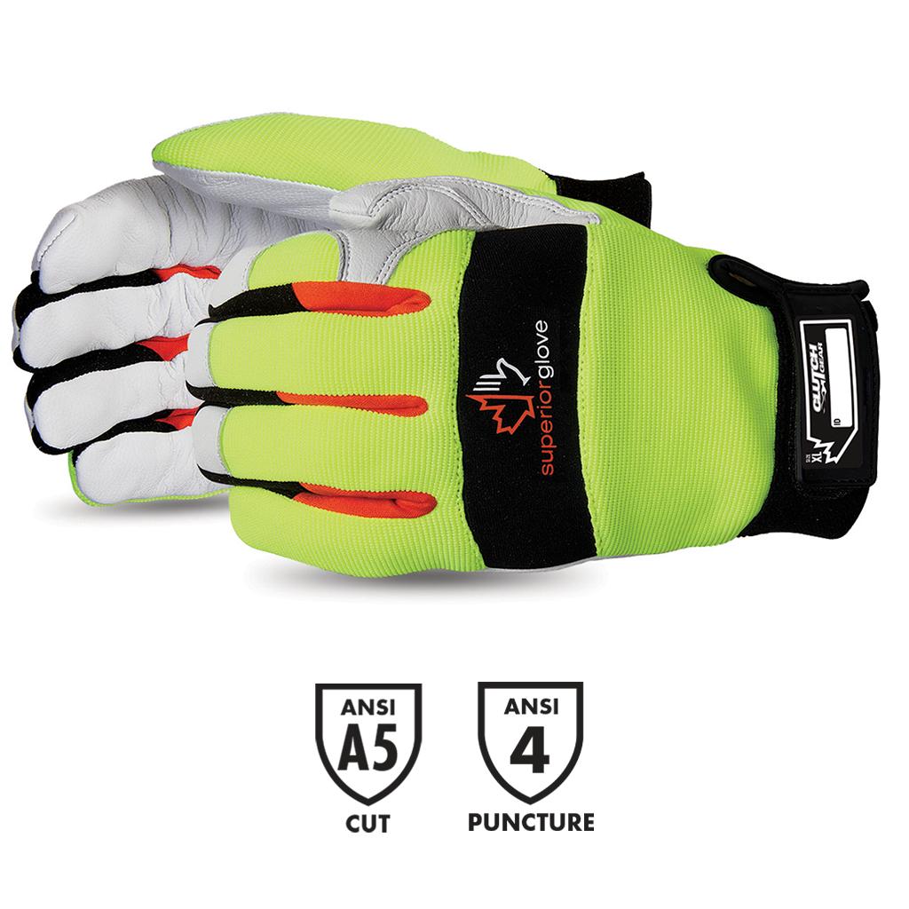SUP MXGKGHV - Clutch Gear Mechanics Gloves