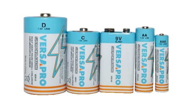 Versapro Batteries