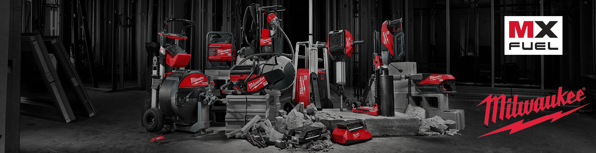 Equipment redefined.