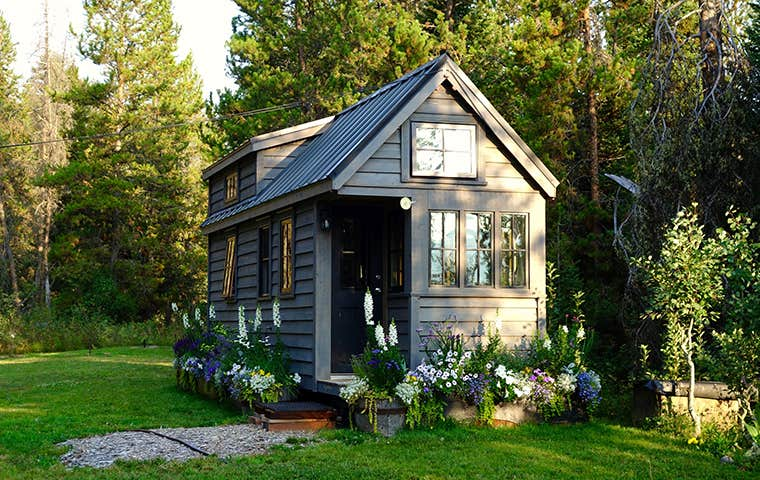 tiny house in the northwest