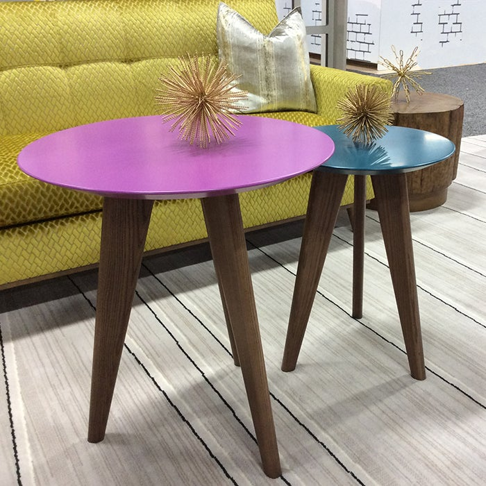 Frill Accent Table