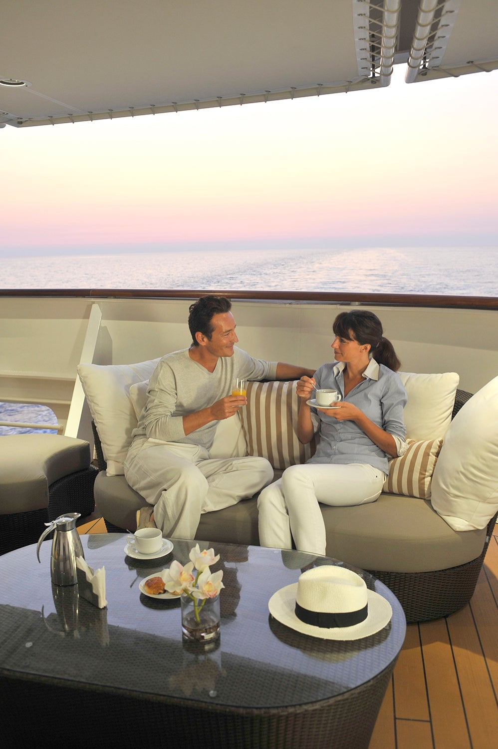 Ponant onboard experience