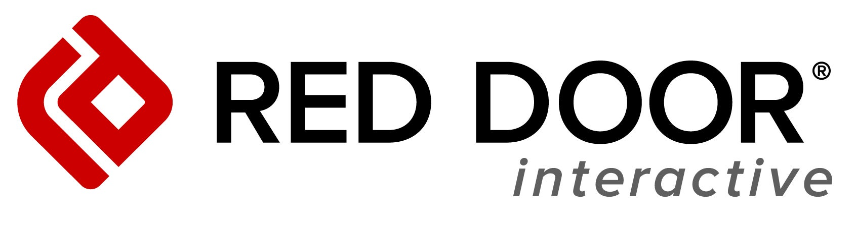 Red door interactive logo