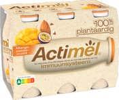 Actimel Végétale Mangue Passion