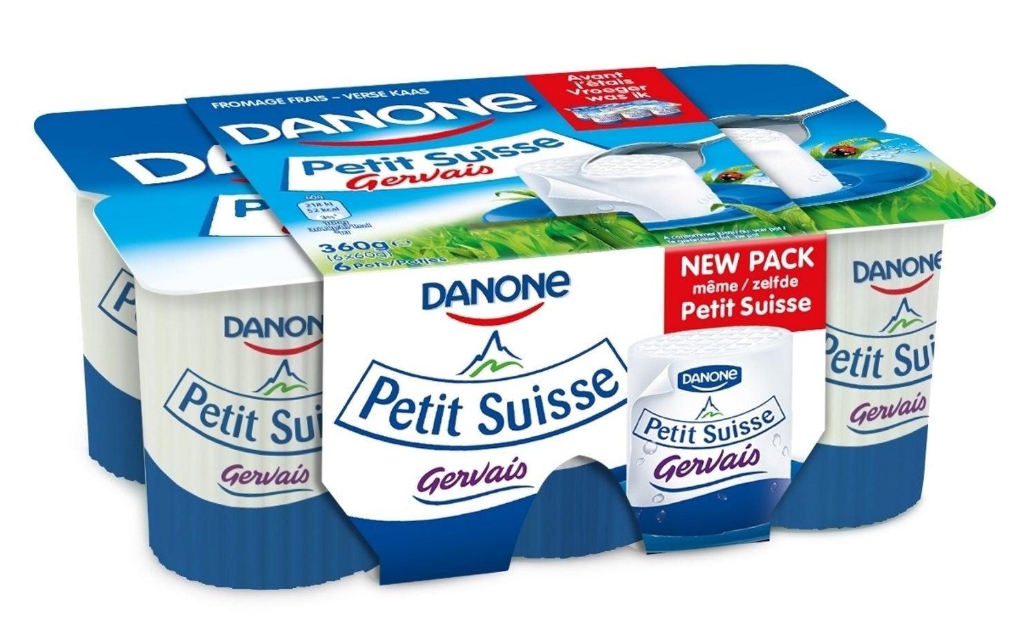 Petit Suisse Natuur 6x60g
