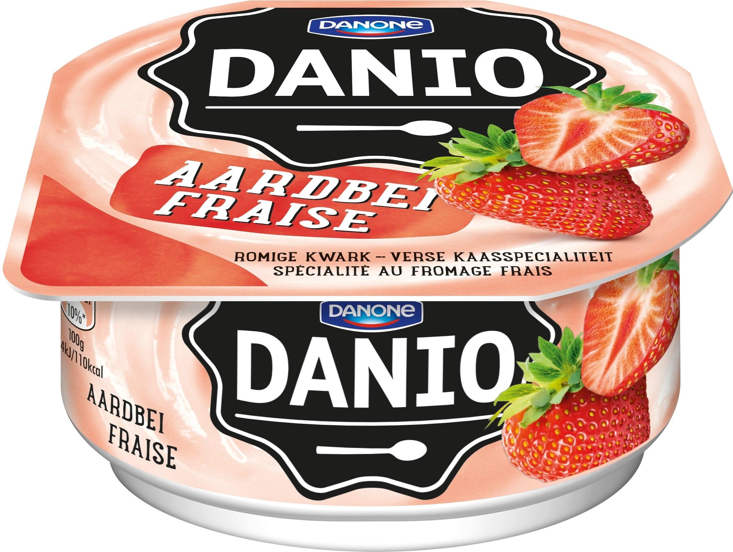 Danio Fraise 180g