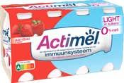 Actimel 0% M.G. Fraise