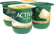 Activia Vanillesmaak