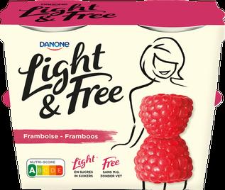 Light & Free Framboise