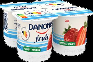 Danone Fruit - Aardbei
