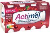 Actimel Supermix - Canneberge Eglantier Groseille