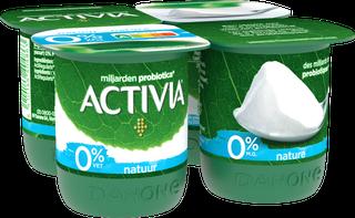 Activia 0% Natuur
