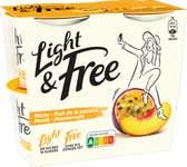 Light & Free Pêche-Fruit de la passion
