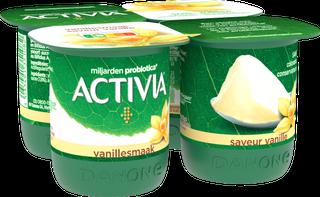 Activia Vanillesmaak