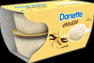 Danette Mousse à la Vanille