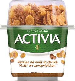 Activia Pétales de Maïs et de Blé