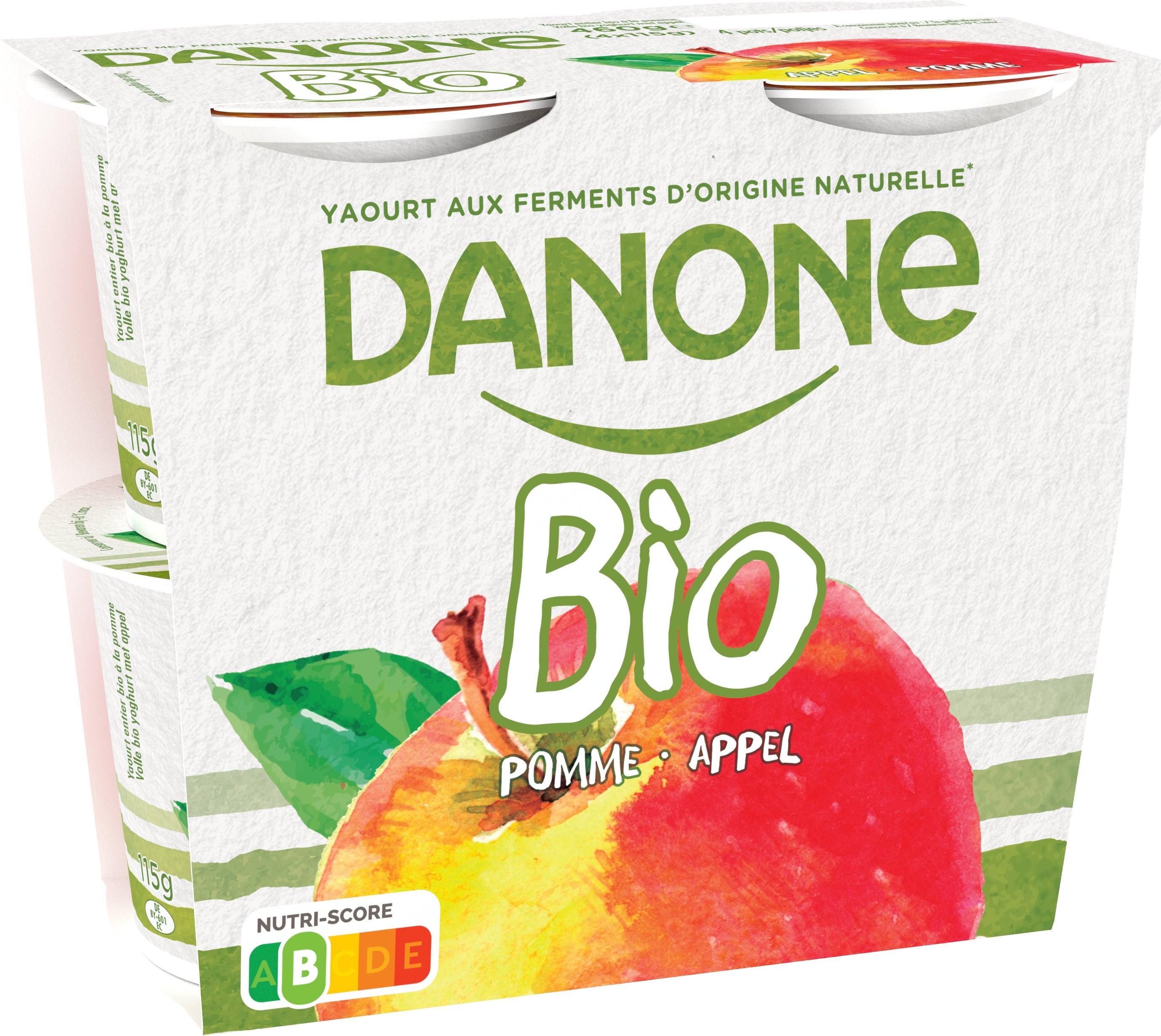 Danone BIO - Appel