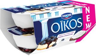 Oikos Bosbes Cheesecake